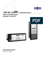 Motor Prtection Relay