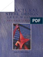 Structural Steel Design by J. MacCormac
