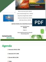 Grupo 5 Prevención contaminación atmosférica
