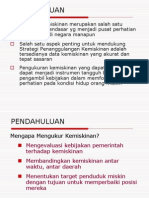 Kemiskinan BPS (Susenas)