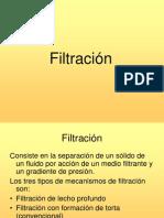 IV Filtracion
