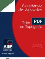 Cuaderno de Apuntes Taller Básico de Topografía