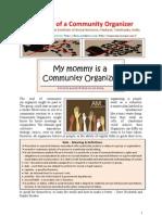 Role of a Community Organizer