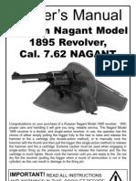 Russian Nagant Revolver