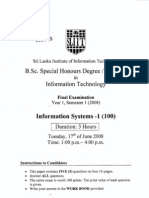 Is 2008 Final Paper