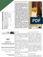 CMC Boletim Para CMC 2013