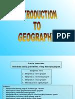 pengantar geografi