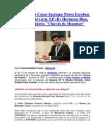 Entrevista Sobre Juicio a Comandos Chavin de Huantar