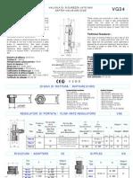 57-Valvola Lato Gas VG34-2012