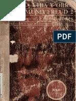 6857041 Ernest Jones Vida y Obra de Sigmund Freud Version Abreviada Tomo II