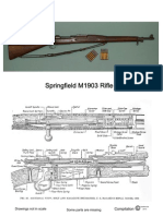 Springfield M1903 Rifle