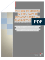 The Key to Success in KBC - Part 18 - Indian Culture and Flags of the World
