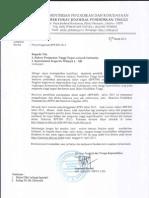 Penyelenggaraan BPPDN 2013 Untuk Rektor