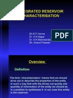 Reservoir Charactorization