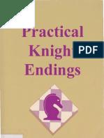 Practical Knight Endings