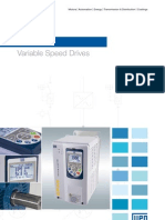 WEG Cfw 11 Variable Frequency Drive 50019076 Brochure English