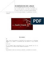 Comandos básicos de Linux