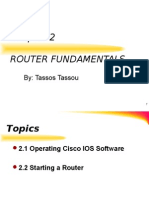Router Fundamental