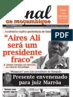 Adriano-Nuvunga Em Entrevista Ao Canal de Mocambique