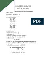 Hidrocarburi Alifatice