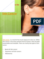 Treatment Options for Skin Cancer