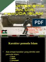Karakteristik & Ciri Pemuda Islam