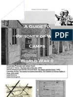 A Guide To POW  Camps WWII Training Guide  Created b