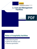 Hotel Engineering Training The Role, Cost and Management Facilities