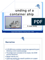 02 Grounding of a Container Ship
