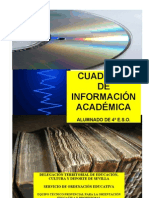 CUADERNO DE INFORMACIÓN ACADÉMICA ESO  2013-14.(1)
