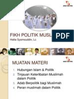 Politik Perempuan Dlm Islam