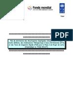 Plan de distribution des Moustiquaires Imprégnées d'Insecticide à Longue Durée (MIILD), des Combinaisons Thérapeutique à base d'Artémisinine (CTA) et des Tests de Diagnostic Rapide (TDR) pour la Phase I du Projet de Lutte Antipaludique au Tchad (PALAT) -- (Mai 2009)