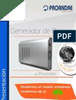 Generador de Ozono Redu 02 11 10