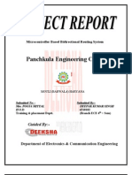 Project Report Engineering