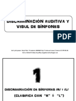 Discriminacion Auditiva y Visul de Sinfones