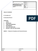 SPEC 11&33kV Composite Insulators Tension AUG 08