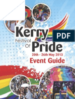 Kerry Pride Event Guide