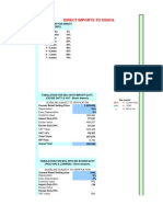 Valuation Template 2013