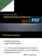 FRONTERAS ÉTNICAS