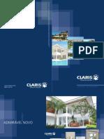 Claris - Catálogo 2012