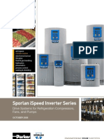 Sporlan I Speed Inveter 100-80 iSpeed