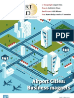 Airport World, Issue 2, 2013