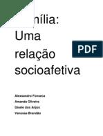 Psicologia_Família Uma Relação Socioafetiva