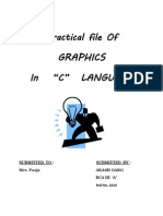 graphic c++ Project