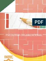 Psicologia Organ i Zac Ional