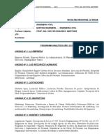 005 - Programa Análítico - GESTION ING - 2012.doc