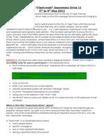 OPPT-SA Awareness Drive 11