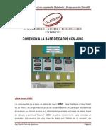 Tema 5 Conexion Base Datos JDBC NetBeans