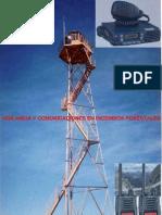 Manual de Vigancia/Comunicaciones Incendios. CGt