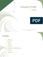 Egovac Profile
